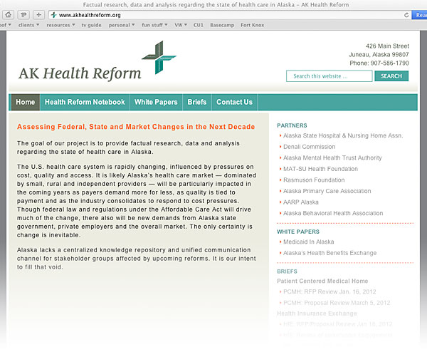 AK Health Reform