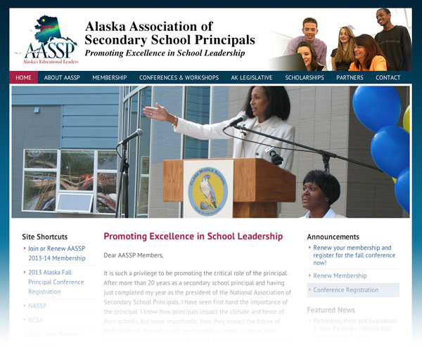 Alaska Association of Secondary School Principals