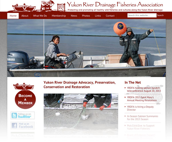 Yukon River Drainage Fisheries Association